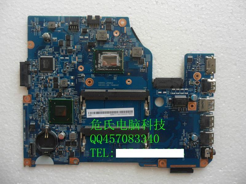 for ACER aspire V5-531 48.4VM02.011 laptop motherboard intel integrated NBM1711001 100% tested 45 days warranty(China (Mainland))