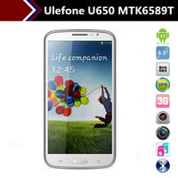 6.5 Inch FHD Screen U650 MTK6589T 1.5GHz Quad Core Phone Android 4.2 OS 2GB RAM 16GB ROM 13.0MP Camera Ulefone Phablet