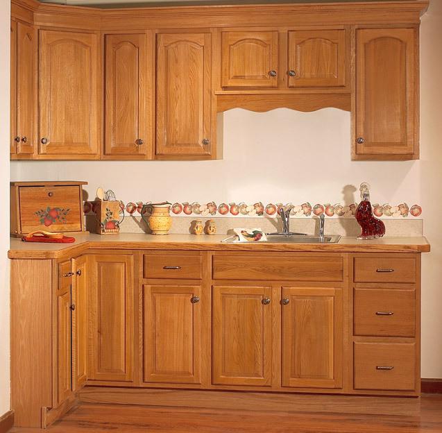 Achetez en gros armoires de cuisine en bois de ch ne en for Articles de cuisine en ligne
