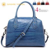 New 2014 Desigual bag Designer famous Brand women Shoulder Bag Vintage genuine leather Handbag women's cow leather handbags