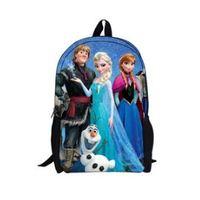 Children Frozen School Bags Printing Cartoon Baby Kids Backpack For Girls Boys new 2014 Bolsa Mochila Infantil, 1852 satchel