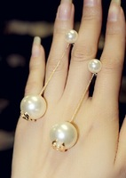 small and big pearl earrings long tassel cc drop earrings for women vintage jewelry wholesale gifts