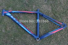 """100% Original Cube ANALOG 29er Mountain Bike quadro 19 """" de liga de alumínio Cube bicicleta 29er quadro grátis frete(China (Mainland))"""