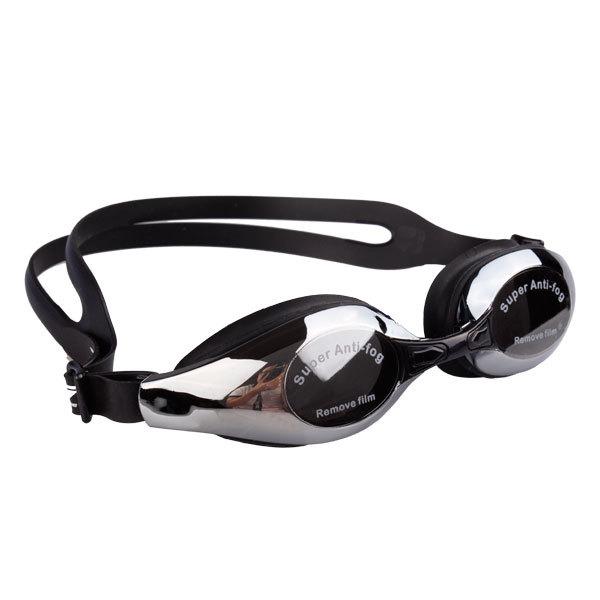 NEW Fashion Unisex Water Sportswear Anti-fog UV Shield Protect Waterproof Eyewear Goggles Swimming Glasses 204 4 color(China (Mainland))