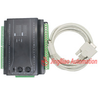 FX1N 40MT 24input 16 output PLC Module 2 analog input(0-10v)  2 analog output(0-10v)  150KHz 4-Axis Pulse Output RS485 MODBUS