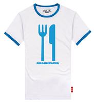 Shake RAMMSTEIN cotton lovers rock t-shirt men's and women's T-shirt