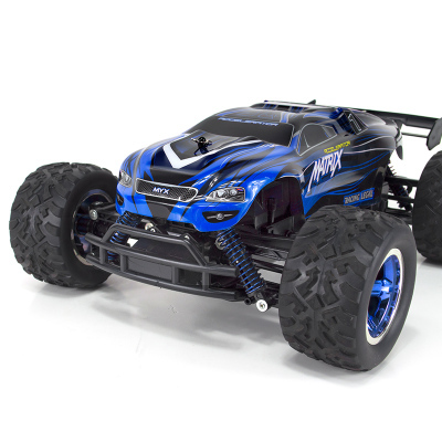1/12 scale 2.4G electric rc cars 4WD shaft drive trucks high speed Radio control Rc Monster truck, Super Power Ready to Run(China (Mainland))
