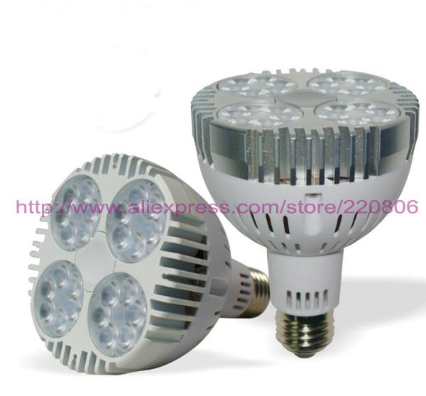 240v 24pcs osram chip 35w par30 led bulb led tracking lamp. Black Bedroom Furniture Sets. Home Design Ideas