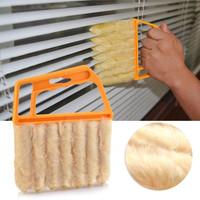 Vertical Window Blinds Brush Cleaner Mini 7 Shape Hand Held Magic Brush Pinceis Novelty Households