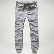 New style 2014 fashion Casual mens pants Dance hip hop sports harem cargo pants sweat joggers,mens trousers#10 SV004830(China (Mainland))