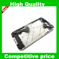 Middle MidFrame Full Assembly Chassis Bezel Housing Mid Frame For iPhone 4 +parts,Free Shipping