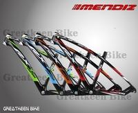 26er 29er 27.5er MENDIZ mtb bike frame De rosa carbon bike frame headset carbon wheels suspension frame mtb frame 27.5