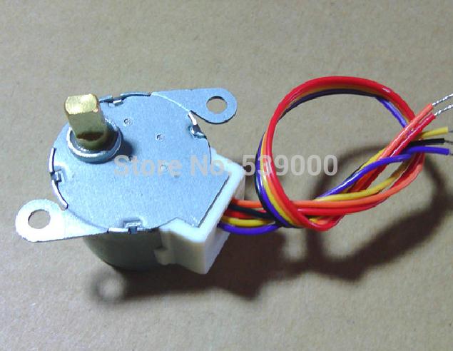 Шаговый двигатель OEM 1 DC12V 24byj48 4/5/1: 64 купить двигатель 1 3 опель кадет