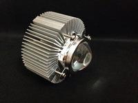 50w/100w led heatsink/fanless heatsink 90*40mm+1pcs 20w-100w led lens+1pcs 100w led chip for DIY