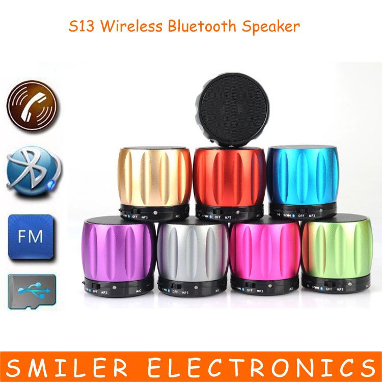 1pcs Portable Mini Bluetooth Handsfree Speakers,Mini Wileress Bluetooth MP3 Speakers D92 Sound Card Speaker With FM Radio(China (Mainland))