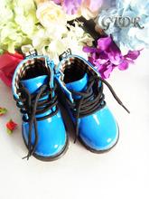 moda infantil zapatos pu cuero niños niña martin botas niños nieve botas otoño primavera envío gratis(China (Mainland))