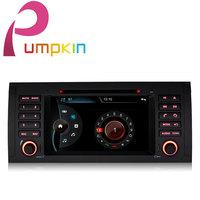 800MHz Cpu Car Audio GPS Navi Navigation Dvd Player For BMW E39 X5 E53 M5  3G DVR Car Pc Head Unit Autoradio Stereo Radio+Map