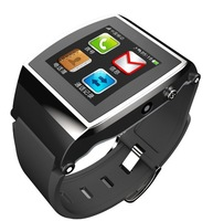 Smart bluetooth GSM watch phone with camera