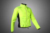 Hot! Tour de France Cycling Sports Men's Riding Breathable Reflective Jersey Cycle Clothing Long Sleeve Wind Coat Jacket, 6Color