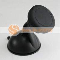 Universal 360 Degree Rotation Magnet Mobile Phone Bracket Vehicle Intelligent Phone Holder Free Shipping