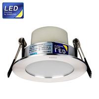 3W SAMSUNG Chips integrated LED Down Light  AC220V-240V 330lm LED lamp UHTD765s