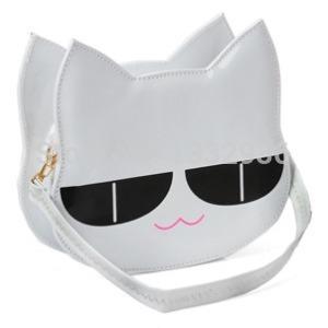 Very cool! 2015 best sell cool sunglass cat women bags big promotion shoulder bags PU girls messenger bags teenagers bolsas(China (Mainland))