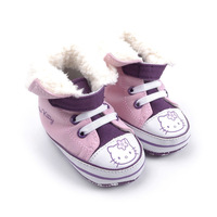 6pairs/lot 2014 hot baby boys girls fashion sneakers infant kids toddler shoes first walkers wholesale free shipping