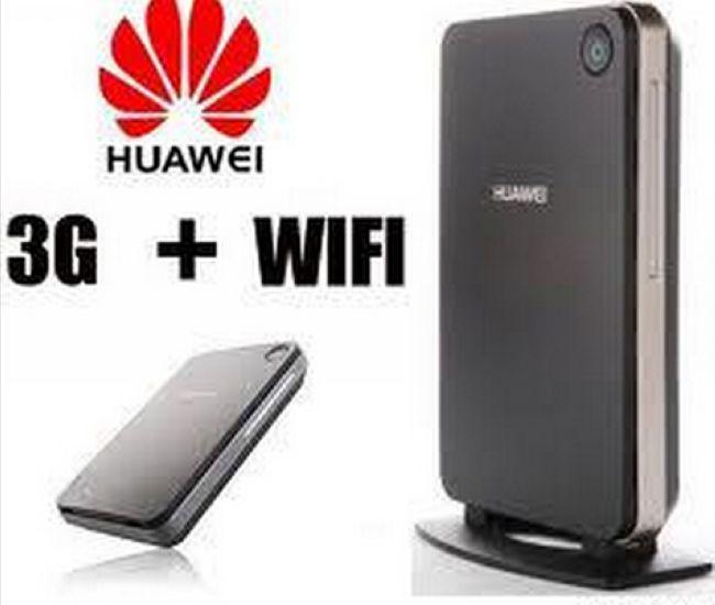 Huawei B260a Unlocked Original VoIP LAN/WLAN 3G wireless router 7.2 Mbps UMTS HSDPA WiFi Router free shipping(China (Mainland))