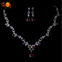 French limited crystal restoring ancient ways is the bride wedding dress dinner  deserveact the role of necklaces earrings suit