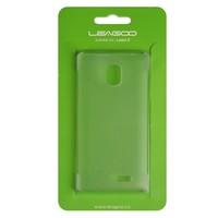 Original Transparent Hard Back Cover Case Mobile phone Cases For Leagoo lead 1 / 2 / 3 3s / 4 / 5 cellphone Z#