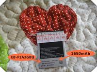 EB-F1A2GBU 1650mAh Battery / EBH1A2USBK Battery Use for Samsung I9103 I9100 I9108 Galaxy S2 etc Mobile Phones 20pcs/lot