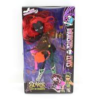 2014 New Monster Scaris City of Frights Webarella Wydowna Spyder Monster Spider Girl Wydowna Spider Doll