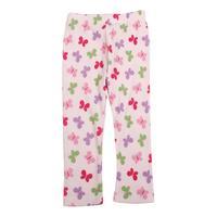 FREE SHIPPING G4805#Fushia 18m-6y 5pieces /lot printed beautiful butterflies spring / autumn long pants for baby girls