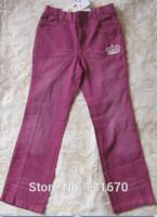 Kids Denim Pants Children Jeans Zippers Design Children's Denim Pants Fashion Hot 104 cm-146 cm Children