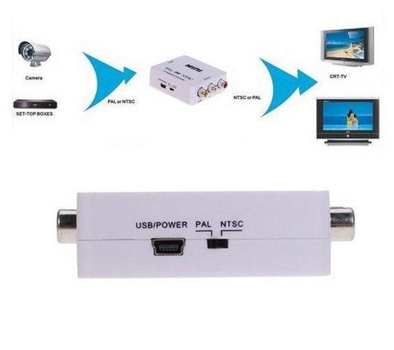 LY PAL/NTSC/SECAM to PAL/NTSC Bi-directional TV Format System Converter(China (Mainland))