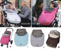 Cotton Baby Sleeping Bags Winter thick winderproof Baby Sleepsacks Stroller Multifunctional infant Fleabag baby blanket