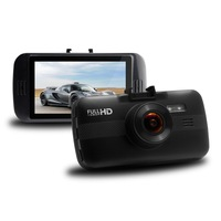 "Car DVR G10W 3.0"" LCD 170 Degree Wide Viewing Angle 1080P Dashcam Dashboard Camera with G-sensor SOS"