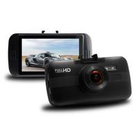 "Car DVR G10W 3.0"" LCD 170 Degree Wide Viewing Angle 1080P Dashcam Dashboard Camera with G-sensor SOS"