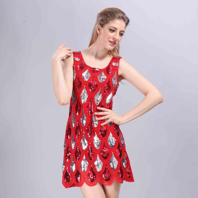 цена  Женское платье Vestidos QCD298  онлайн в 2017 году