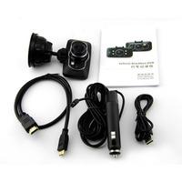 Car DVR GF2000 Full HD 1920*1080P Ambarella A5 with G-Sensor+H.264 Video Recorder Dash Cam