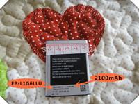 100% original 2pcs EB-L1G6LLU 2100mah Original mobile phone battery for Samsung galaxy S3 I879  I939D I9300 batteries bateria