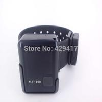 MT100 watch personal tracker water proof mini bracelet tracker tamper alarm tracker