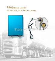 Free shipping Ultrasonic Fuel Level sensor for Fuel Oil /Liquid level Measurement GPS tracker