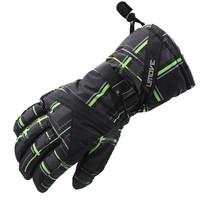 Brand Winter Outdoor Skiing Gloves Fashion Men's Waterproof Antiskid Warm Thickening Snow Gloves Pocket Ski Glove For Men