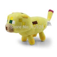 """Minecraft Minecraft Baby Ocelot 9.4""""/24cm Plush Toy Doll Stuffed Gift Idea for Children Kids"""