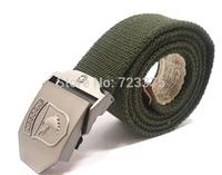 2014 Korean new brand men fashion canvas belt,men's Ladies' leisure joker thickening personality belts,women Military belts