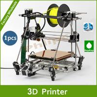 DHL Free shipping 2014 Cost-effective 3D Printer Creality 3D Model Print DIY KIT High Accuracy Acrylic Frame