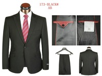 High Quality Wedding groom Suits For Men (Jacket + Pants) Fashionable Male Dress Design Suit With Pants Size S M L XL XXL XXXL