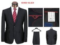 New 2014 Mens Wool groom suit  With Pants Fashion Brand Wedding Suits For Men (Jacket + Pants) Large Size S M L XL XXL  XXXL