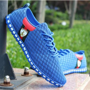 Бесплатная доставка ePacket 2014 большой ярдов высокое качество мода сетевой преступности дышащий тапки мужская обувь шесть см .